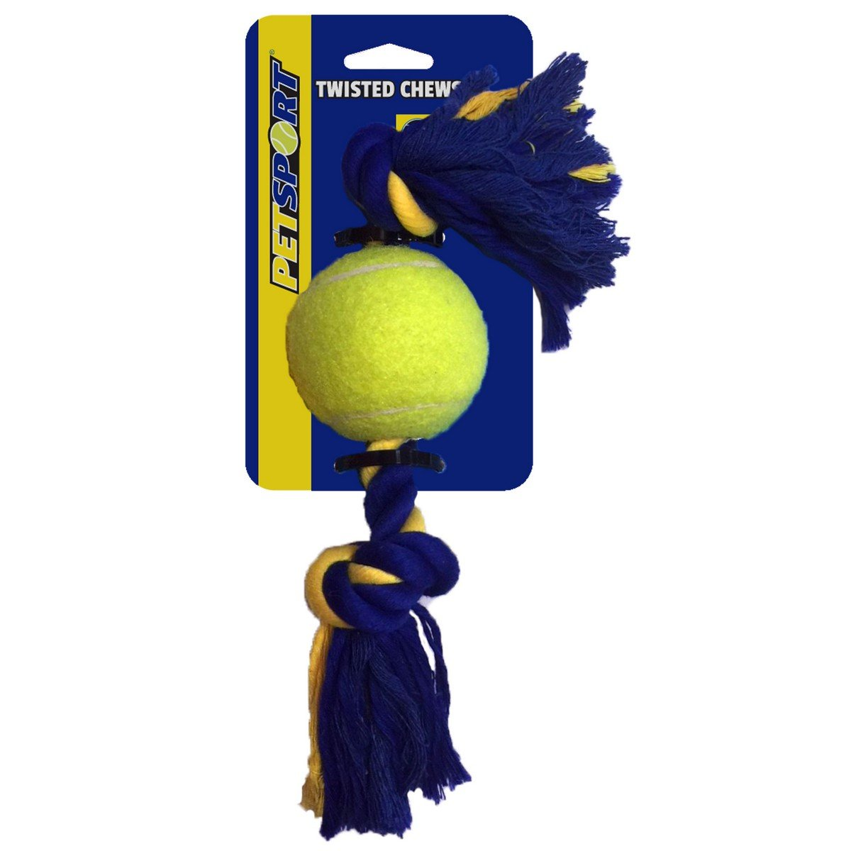 Imagem de Agradi 2 Knot Cotton Rope with Tuff Ball 6cm