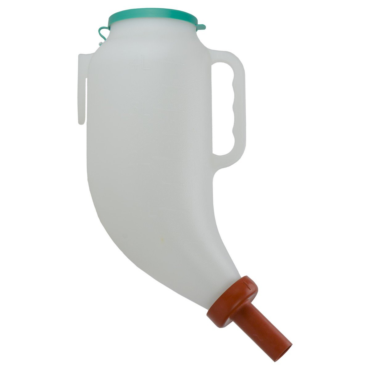 Imagem de Agradi Calf bottle holder for pellets metall