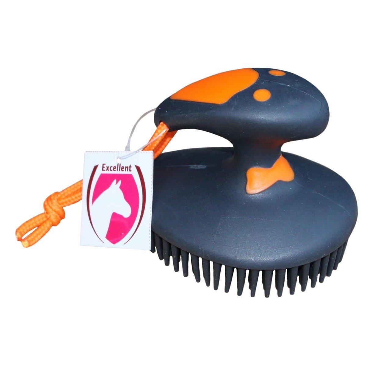 Imagem de Excellent Rubber Stud Brush Fun Orange/Black