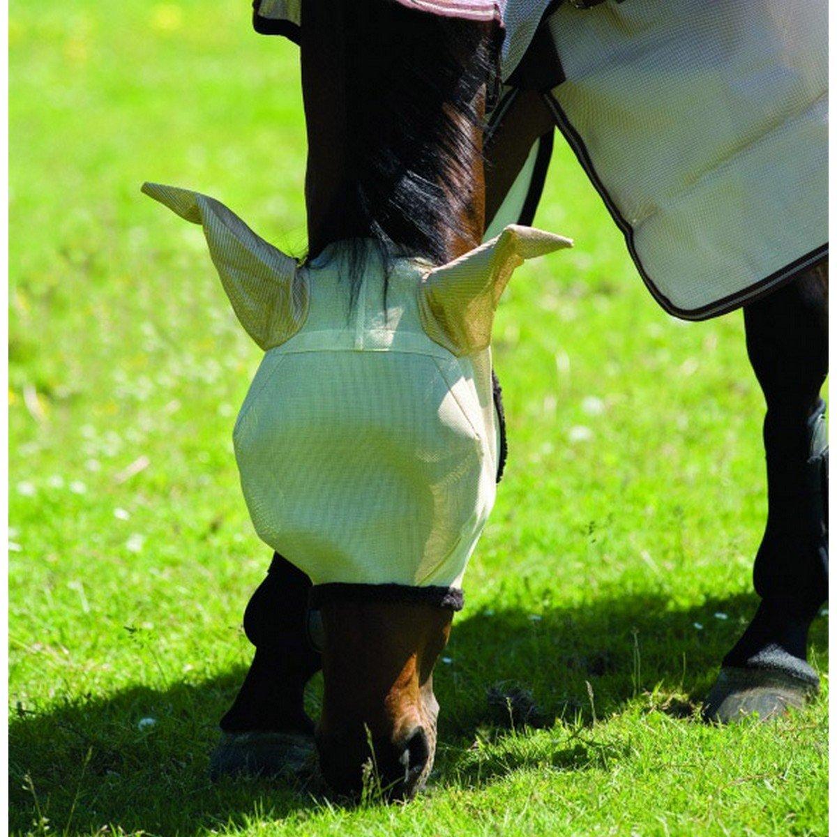 Imagem de Amigo by Horseware Fly Mask Brown Cob
