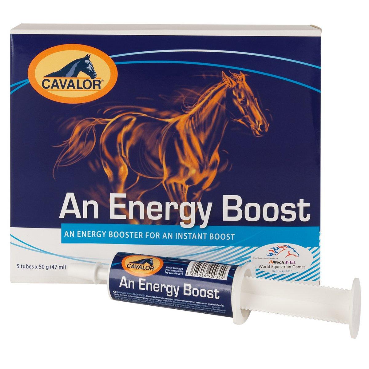 Afbeelding van Cavalor Energy Booster 5x40ml