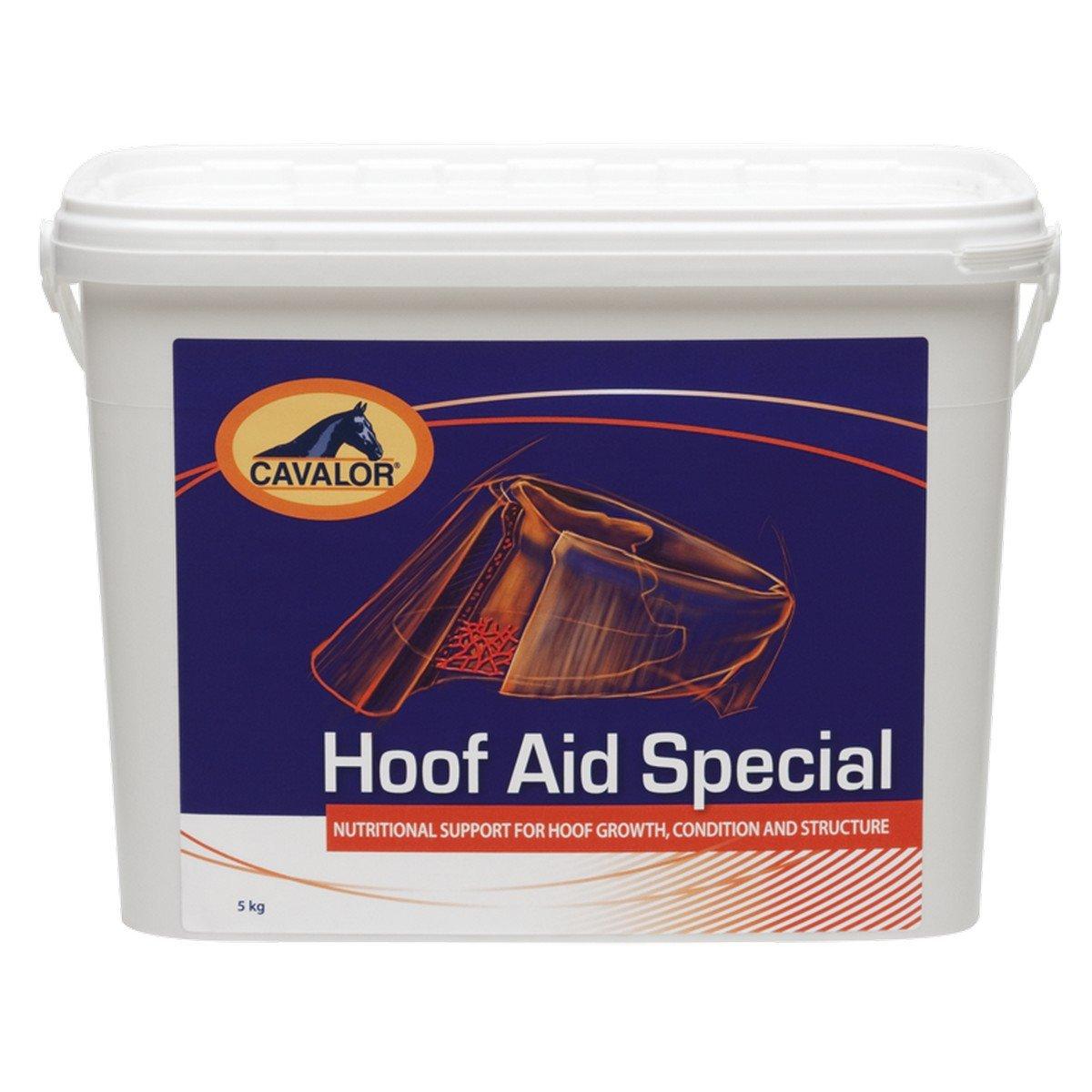 Afbeelding van Cavalor Hoof Aid Special 5kg