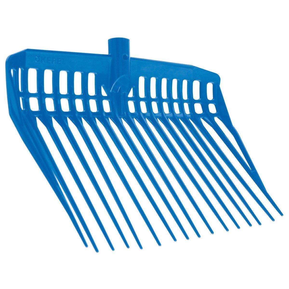 Abbildung von Kerbl Mistgabel Ecofork Blau