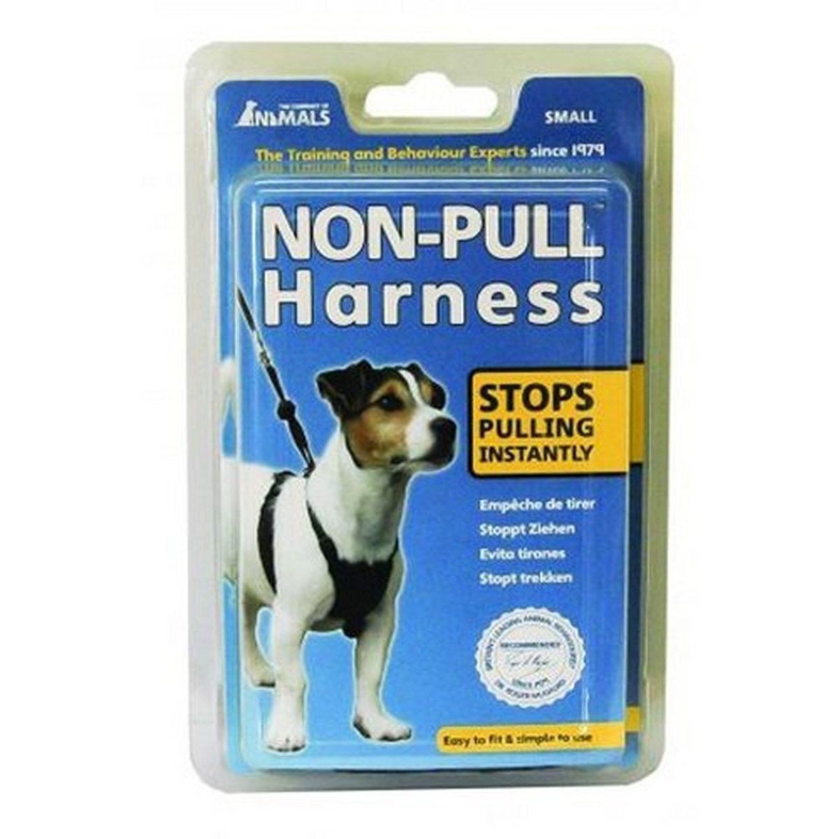 Afbeelding van Non Pull Harness Anti trektuig COA Hond S