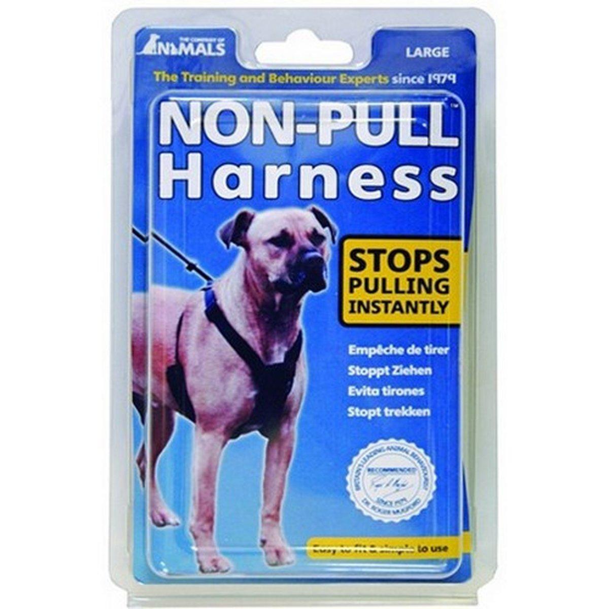 Afbeelding van Non Pull Harness Anti trektuig COA Hond L