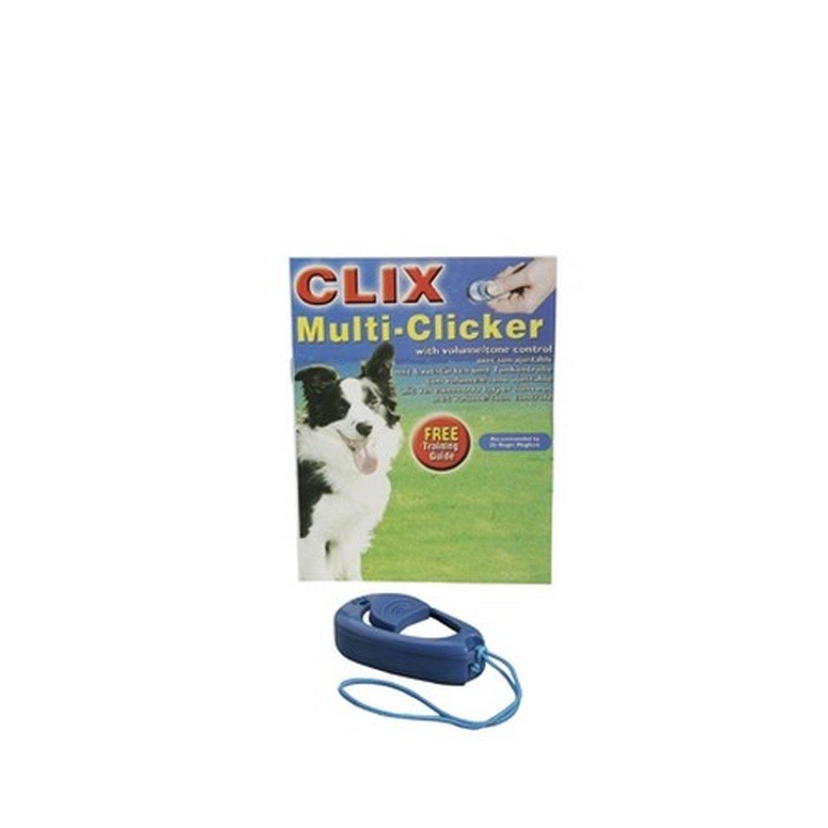 Afbeelding van Clix Multi clicker Hond