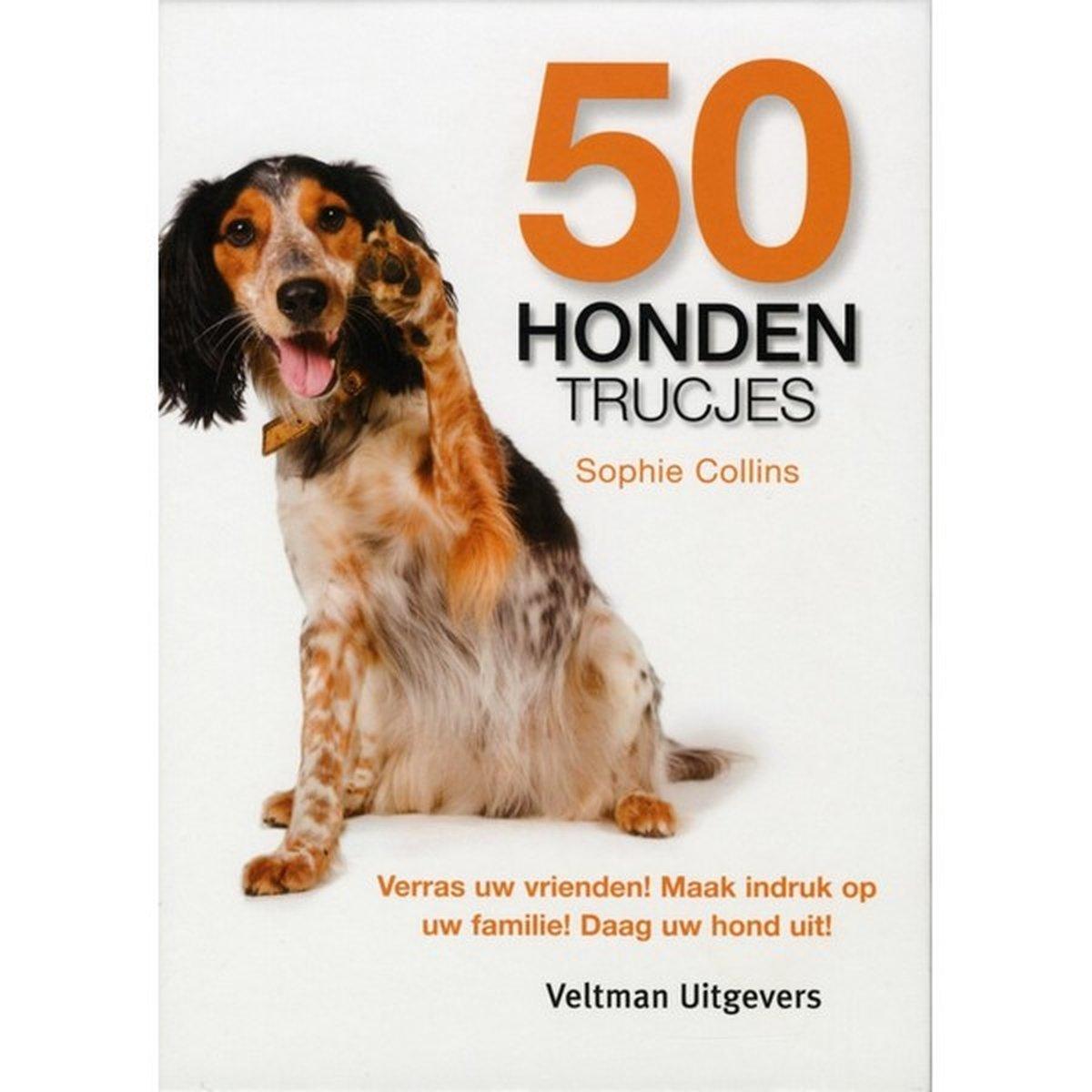 Afbeelding van 50 Hondentrucjes