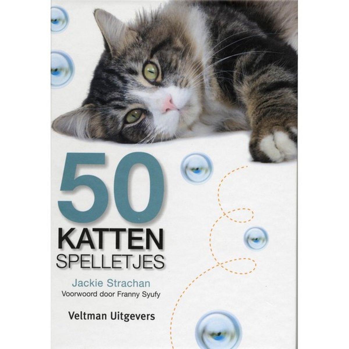 Afbeelding van 50 Kattenspelletjes
