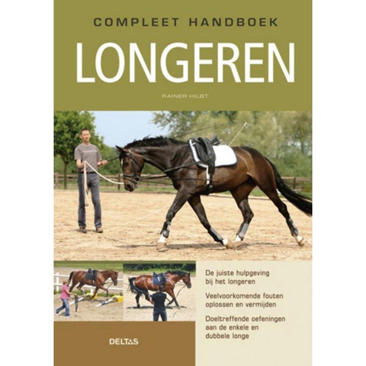 Afbeelding van Compleet handboek longeren