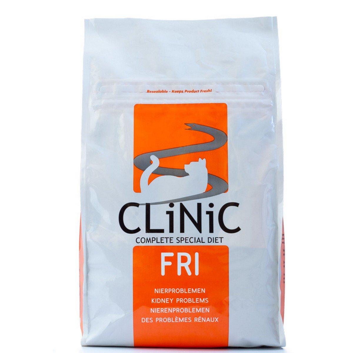 Afbeelding van Clinic FRI Nierproblemen Kat 7,5kg