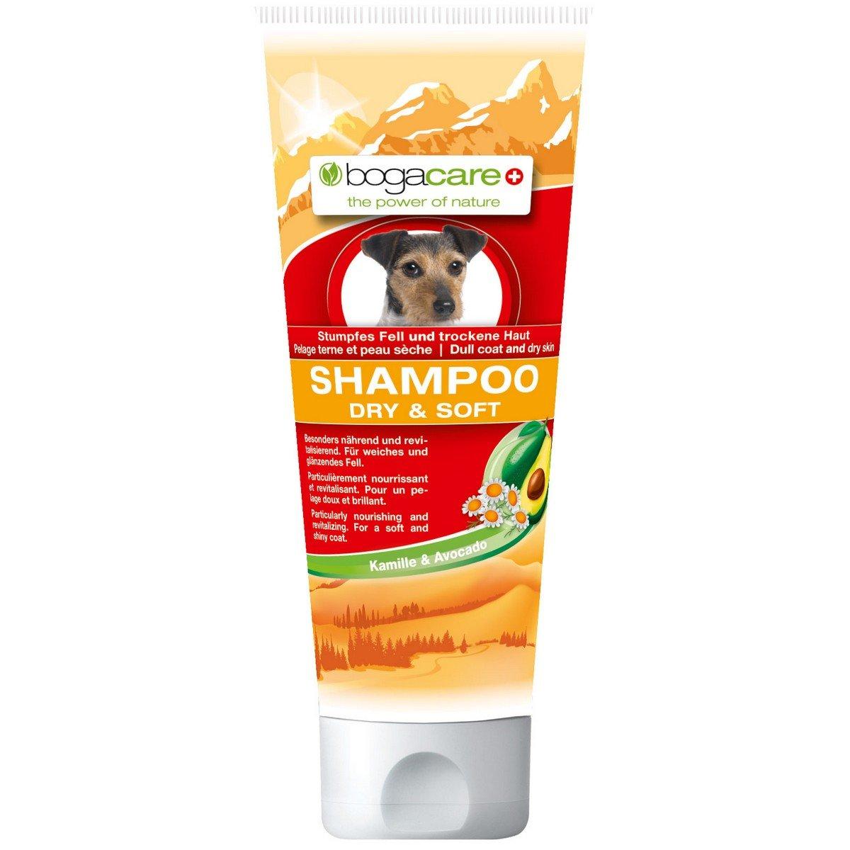 Afbeelding van Bogar Bogacare Hondenshampoo Dry & Soft 250ml