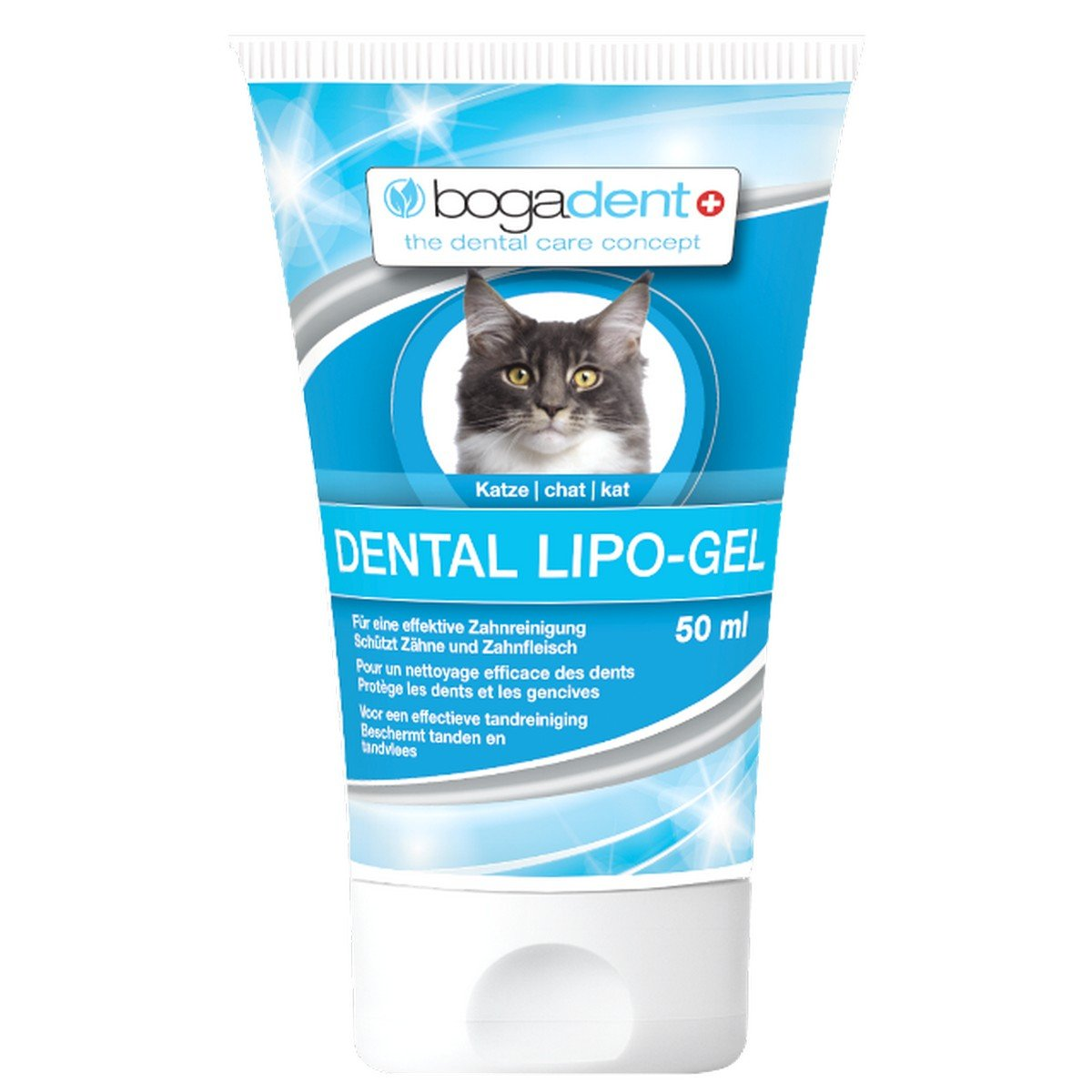 Afbeelding van Bogar Bogadent Dental Lipo Gel Cat 50ml