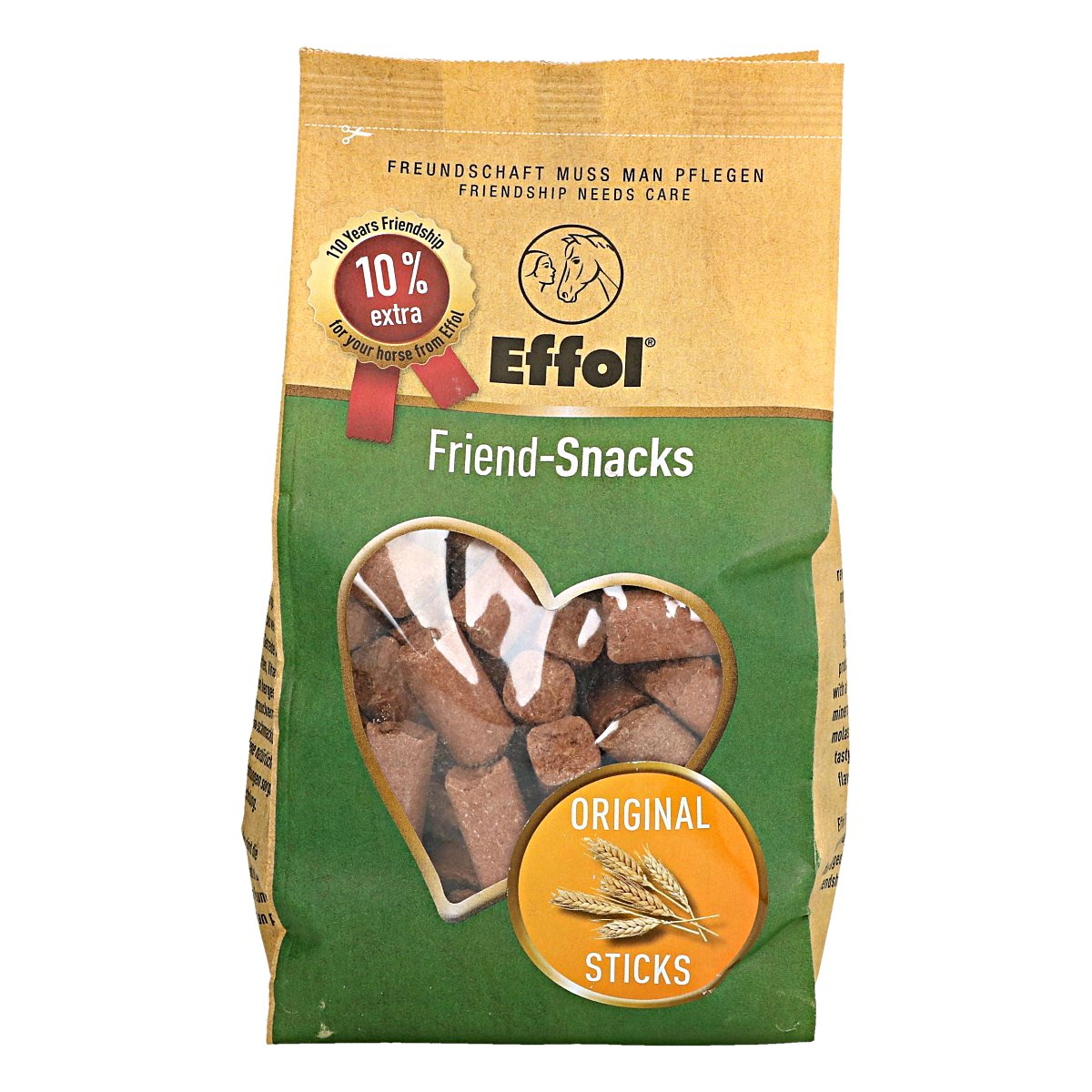 Imagem de Effol Friend snacks Original Sticks 1kg