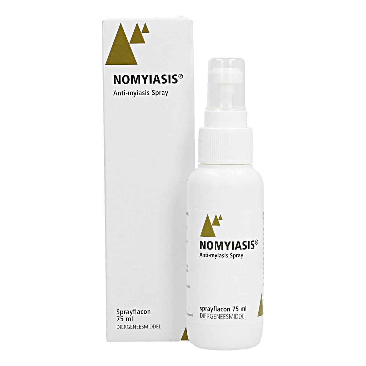 Afbeelding van AST Pharma Nomyiasis 75 ml