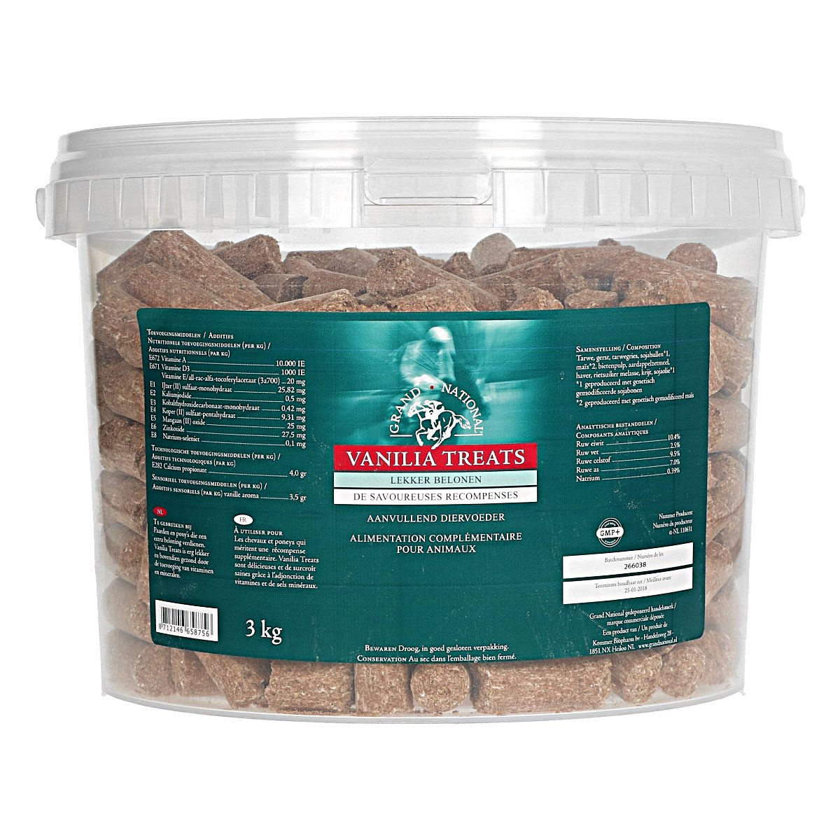 Imagem de Grand National Reward Bites 3kg