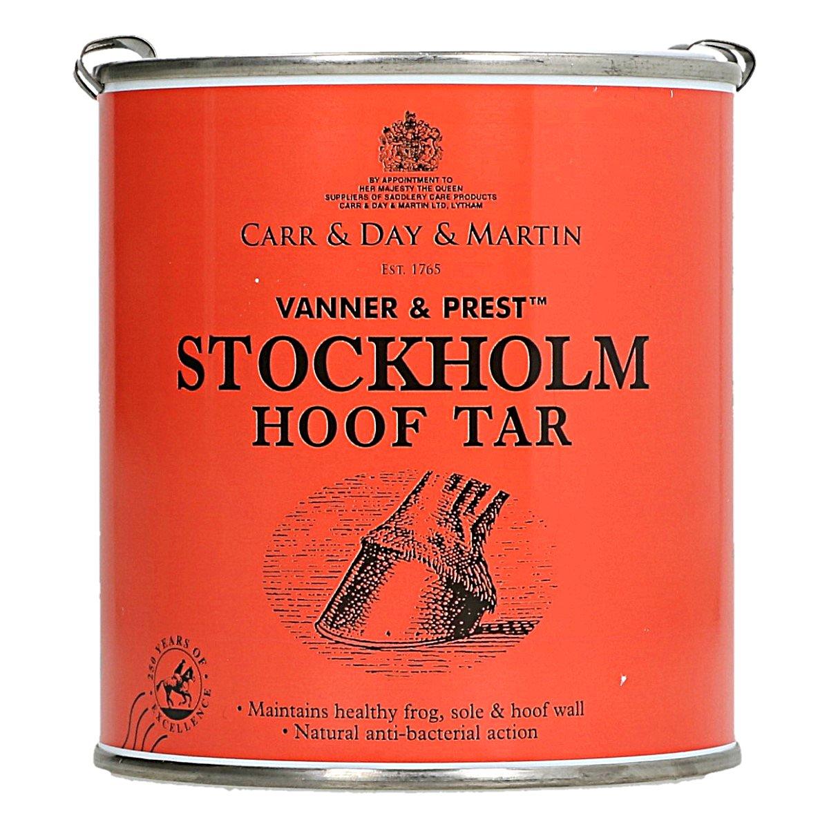 Afbeelding van Carr Day & Martin Hoefteer Vanner Prest Stockholm Tar 455ml