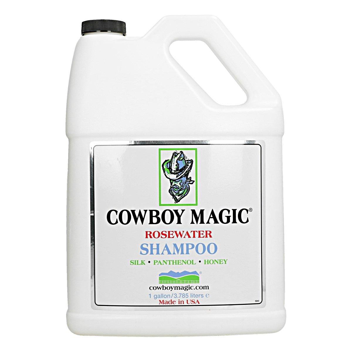 Afbeelding van Cowboy Magic Rosewater Shampoo 3785ml