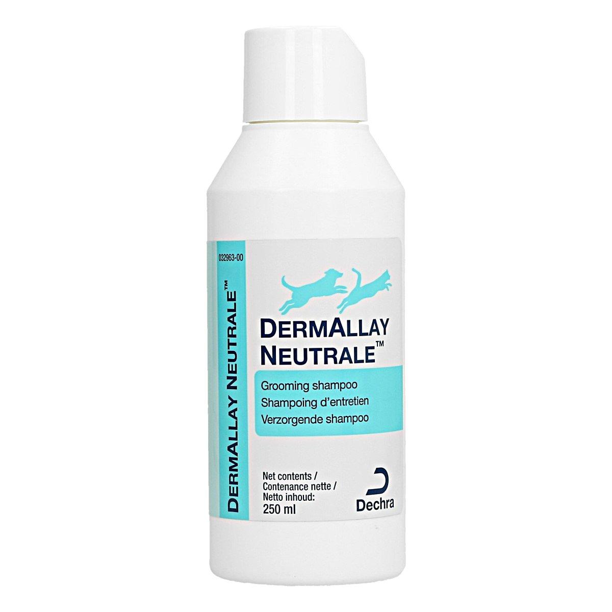 Afbeelding van Dechra DermAllay Neutrale Shampoo Hond/Kat 250ml