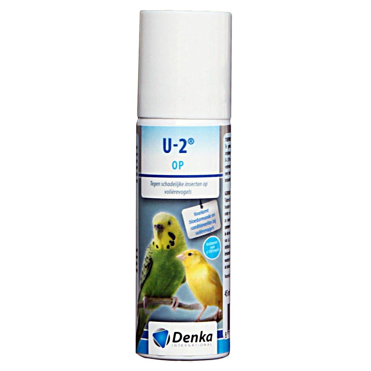 Afbeelding van Denka U 2 Op spray 45 gr