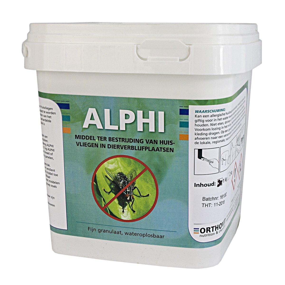 Imagem de Agradi House Fly Control Alphi Twenty One 1kg