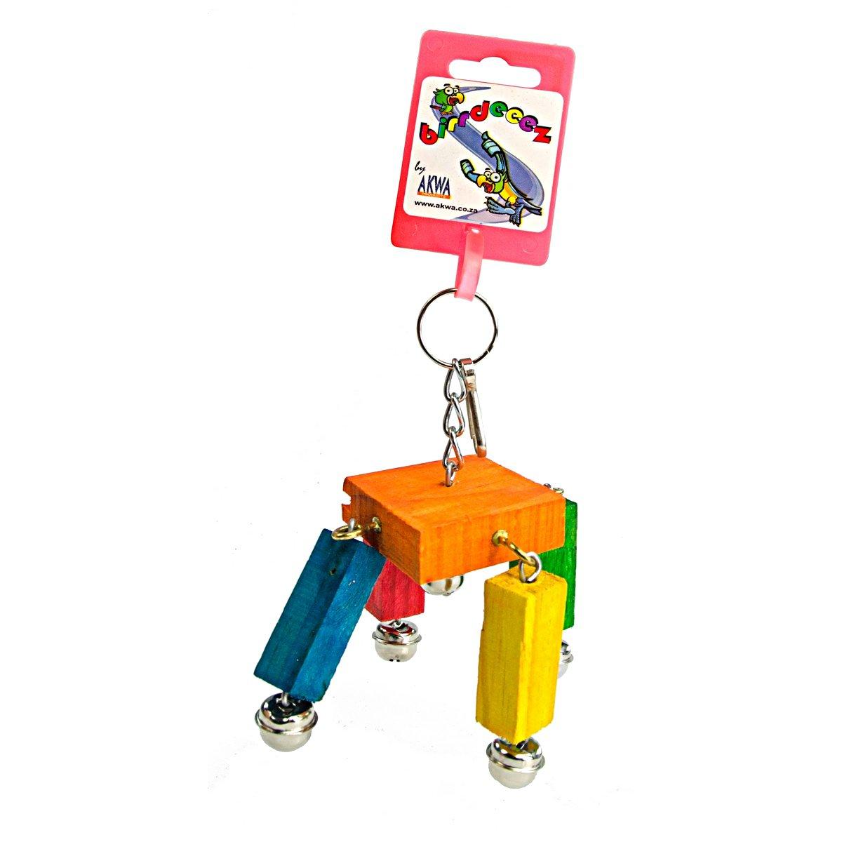 Afbeelding van Birrdeeez Bird Toy
