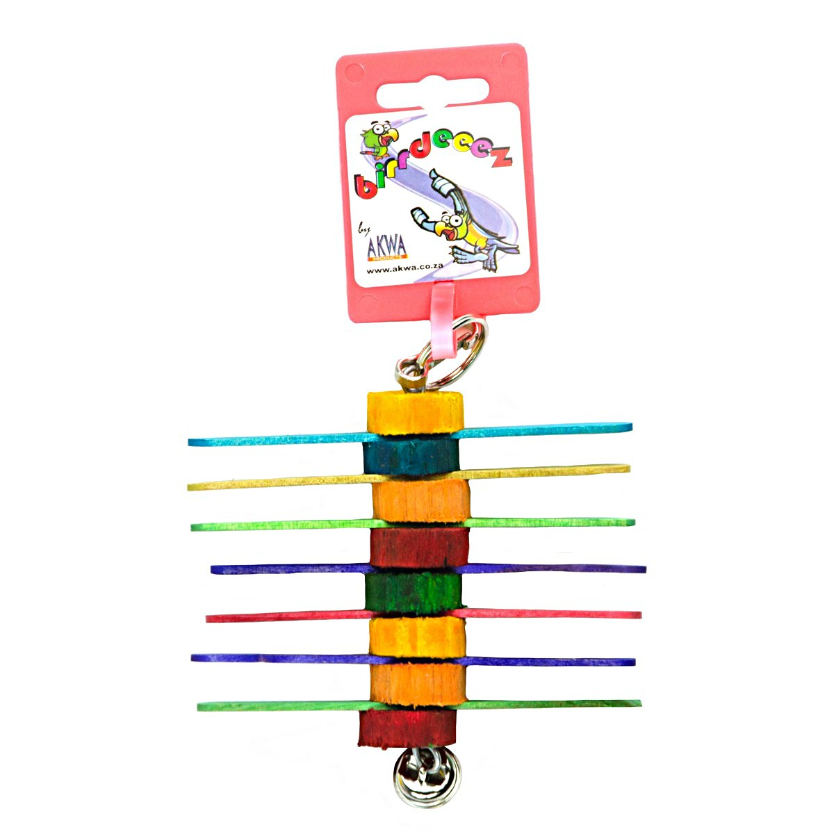 Afbeelding van Birrdeeez Bird Toy Heli 11cm