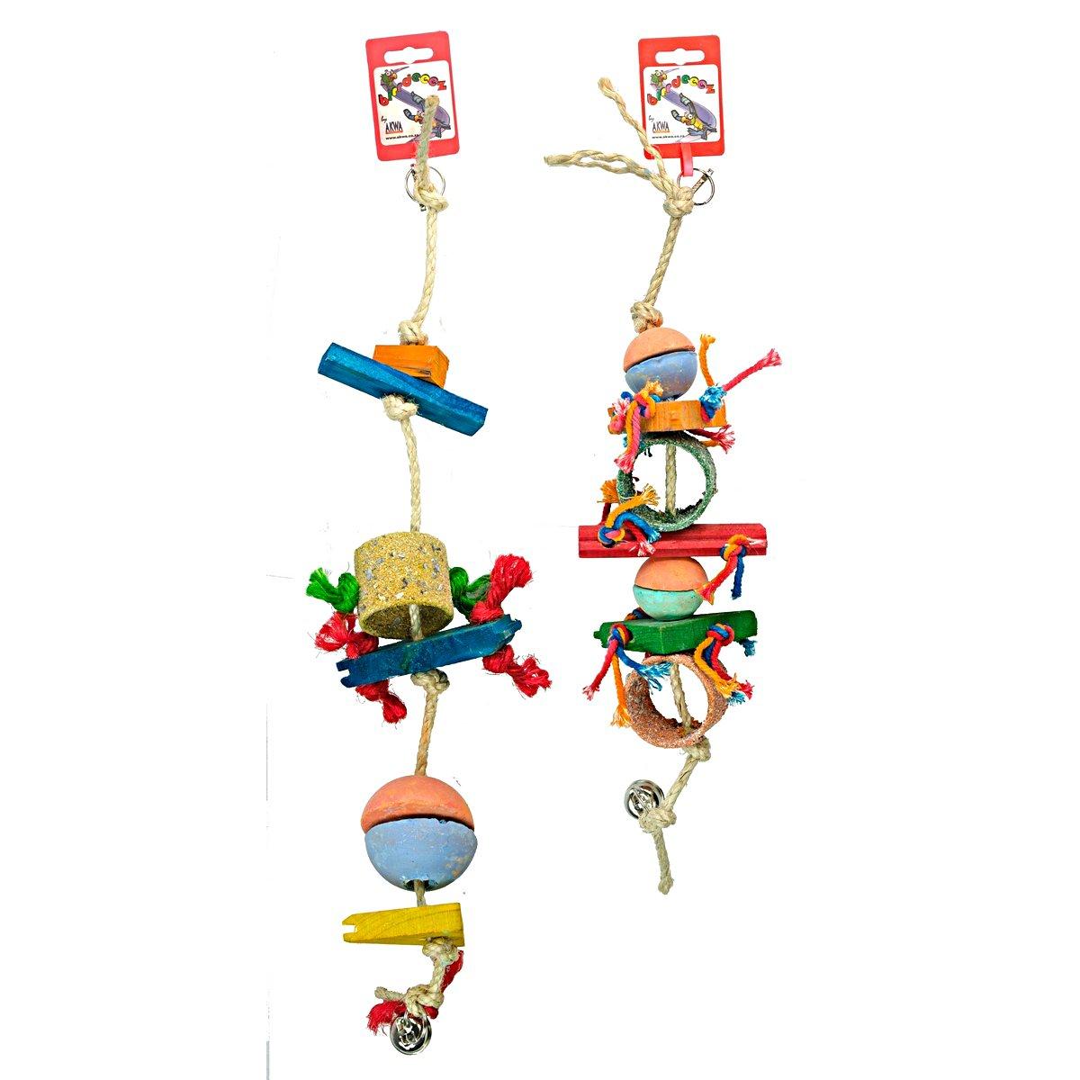 Afbeelding van Birrdeeez Carnival Parrot Toy