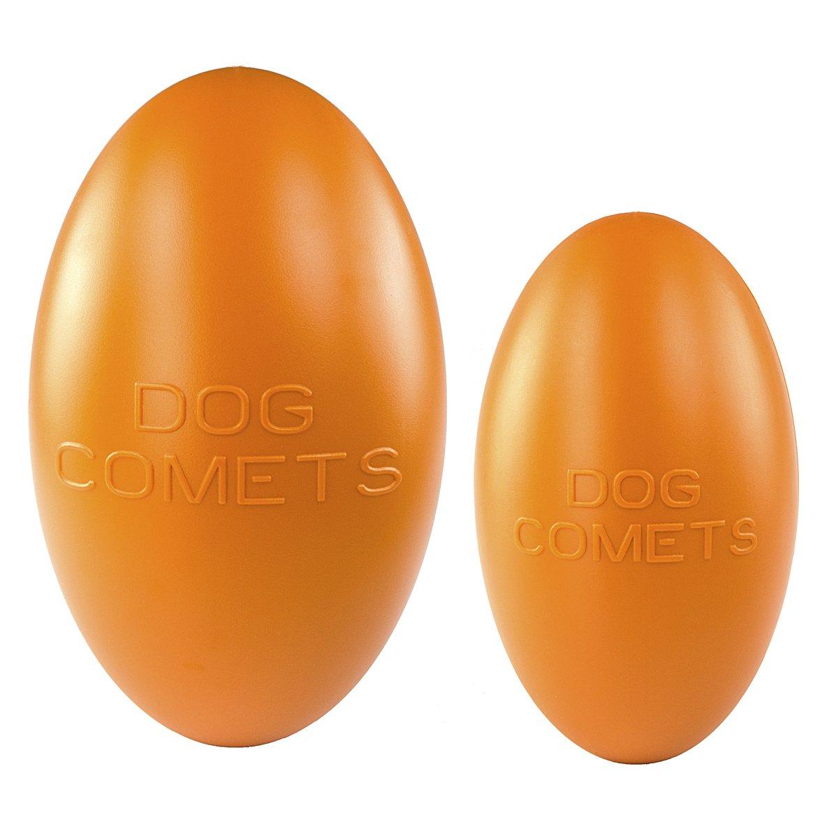 Afbeelding van Dog Comets Ball Pan Stars oranje 20cm