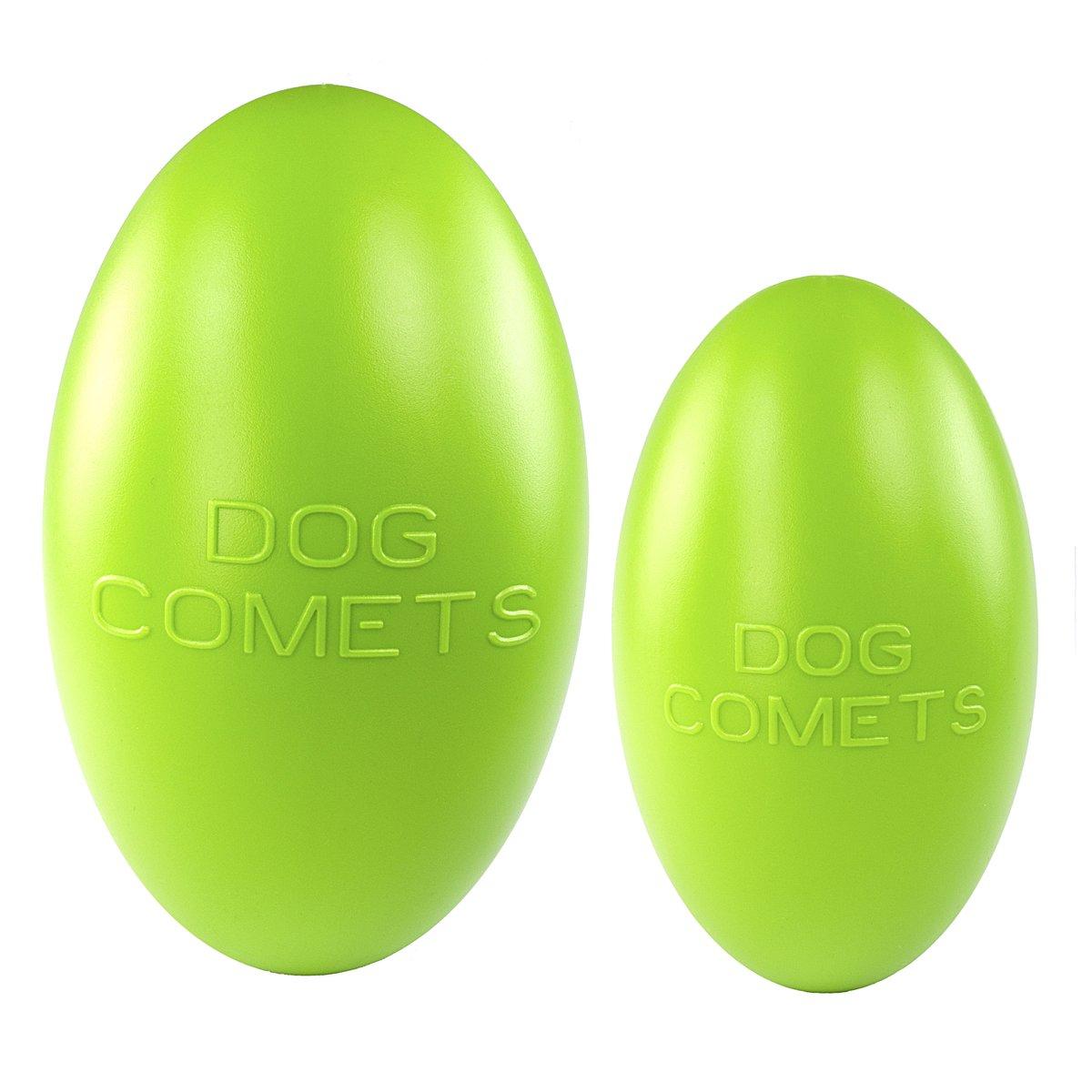 Afbeelding van Dog Comets Ball Pan Stars groen 20cm