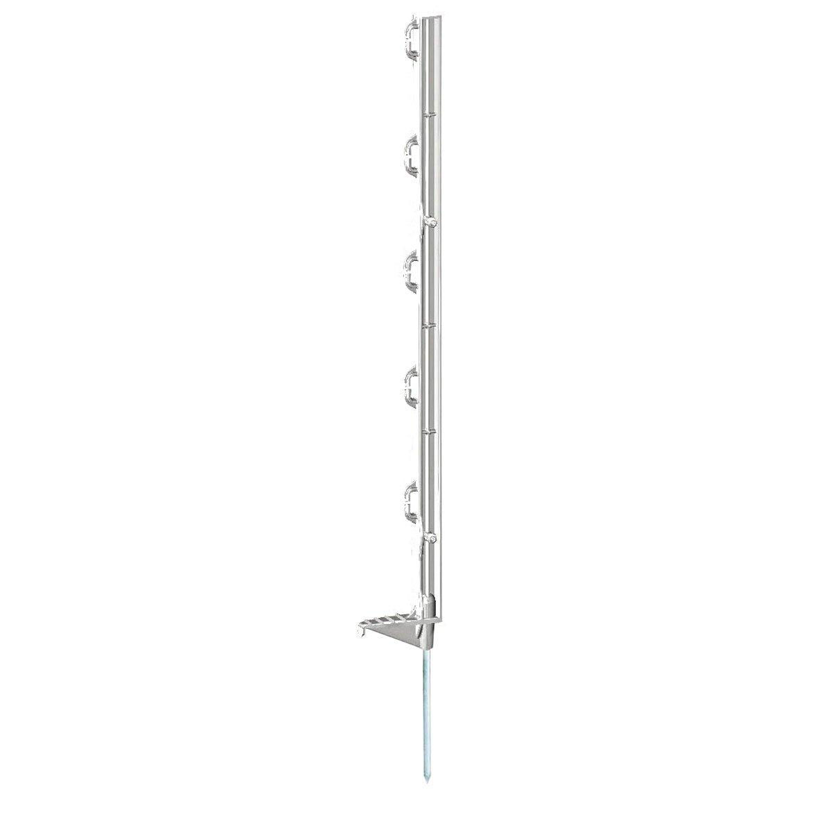 Abbildung von Ako ECO Weidezaunpfahl Weiß 105cm