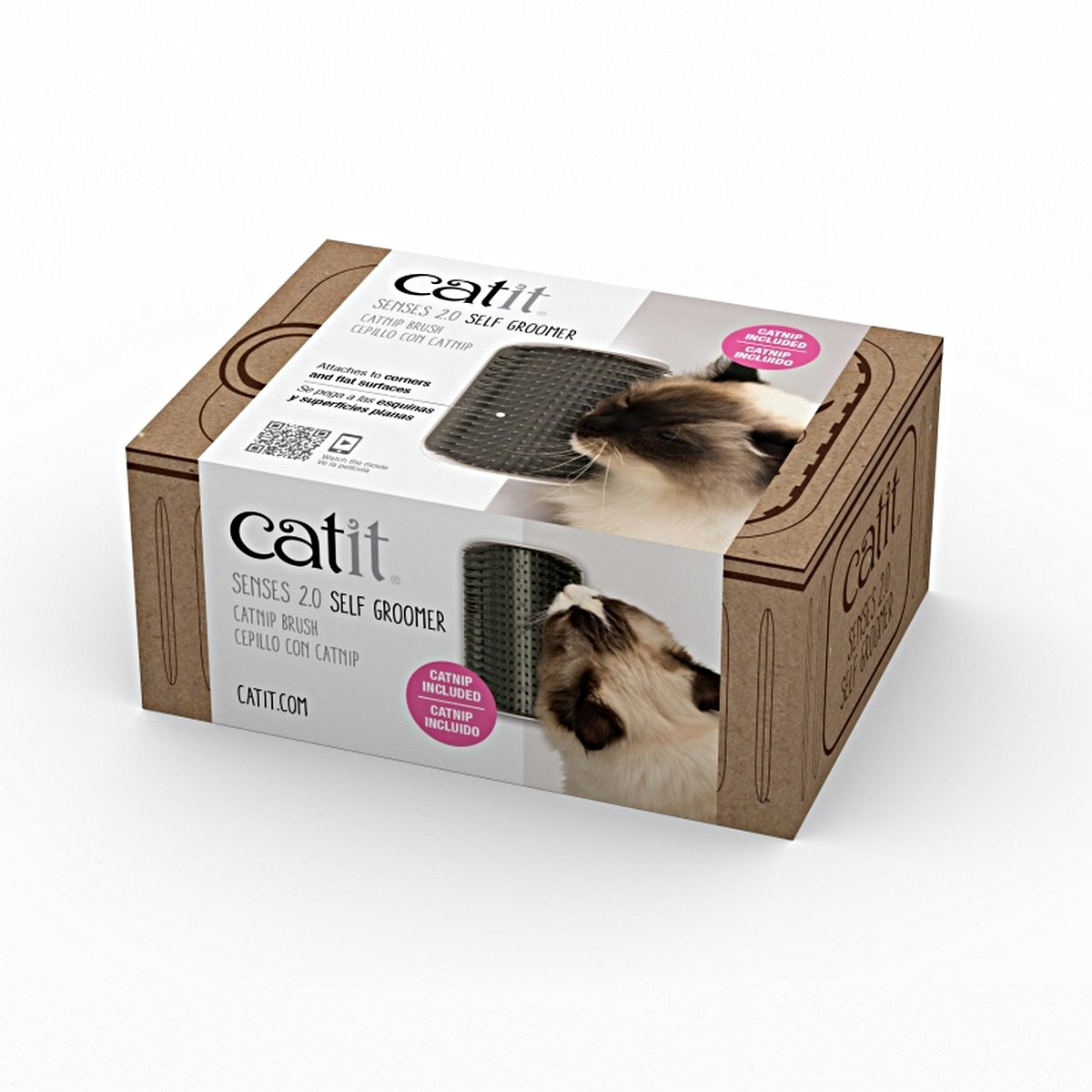 Afbeelding van Cat It Senses 2. Self Groomer