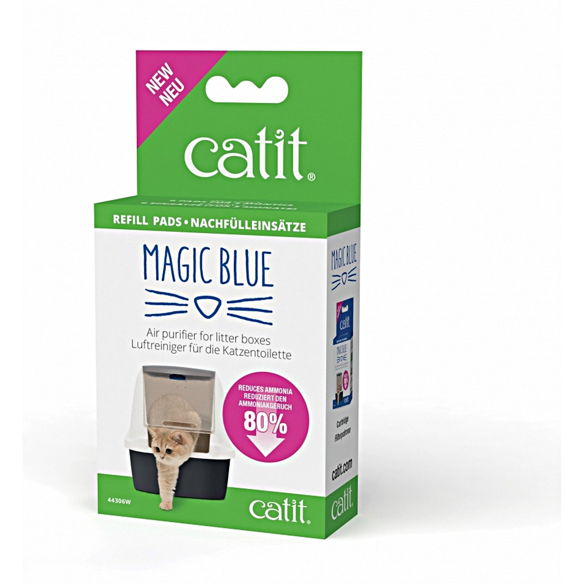 Afbeelding van Cat It Magic Blue Refill Pads 6st