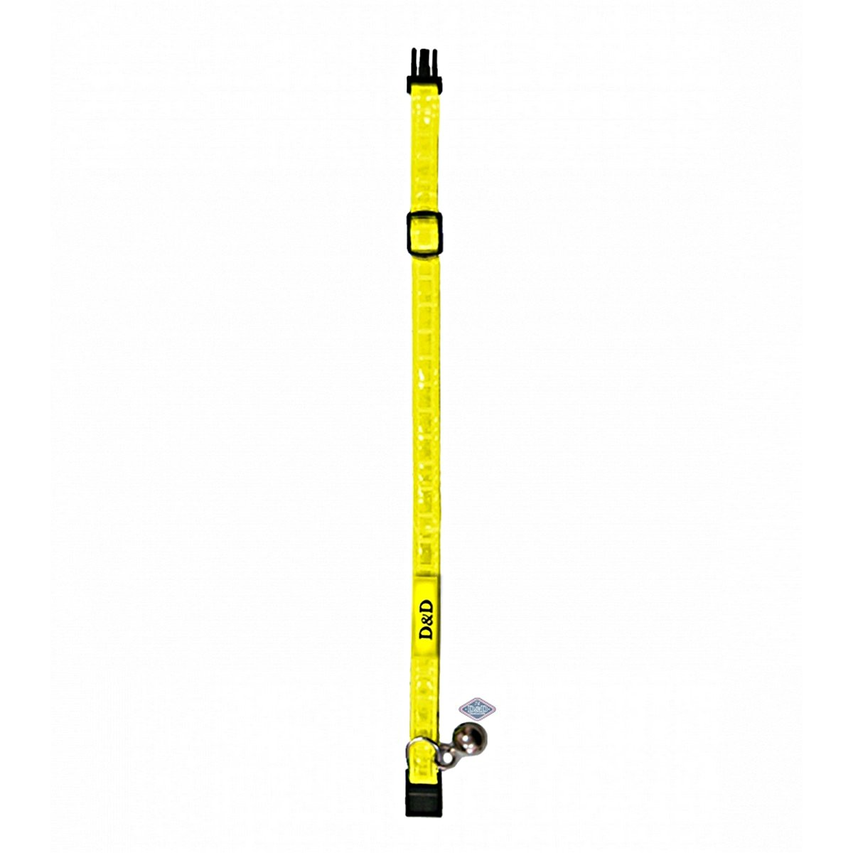 Afbeelding van D&d Cat walk/classic Reflect/safety Click Yellow 18 30cm