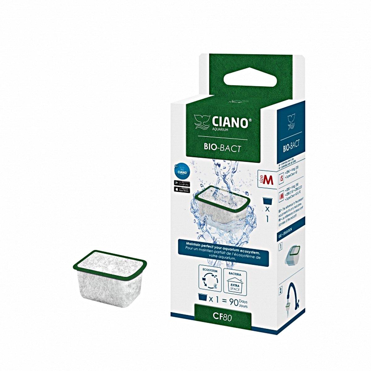 Afbeelding van Ciano Bio bact 1st Groen 4,6x3,6x3,1cm