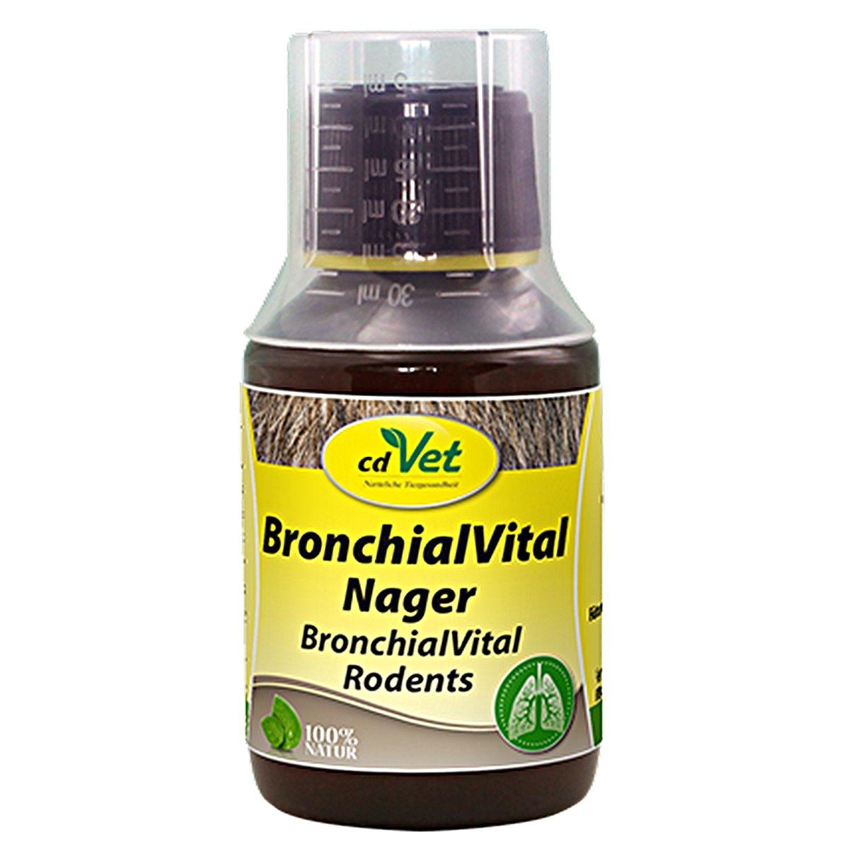 Afbeelding van cdVet BronchialVital knaagdieren 100ml
