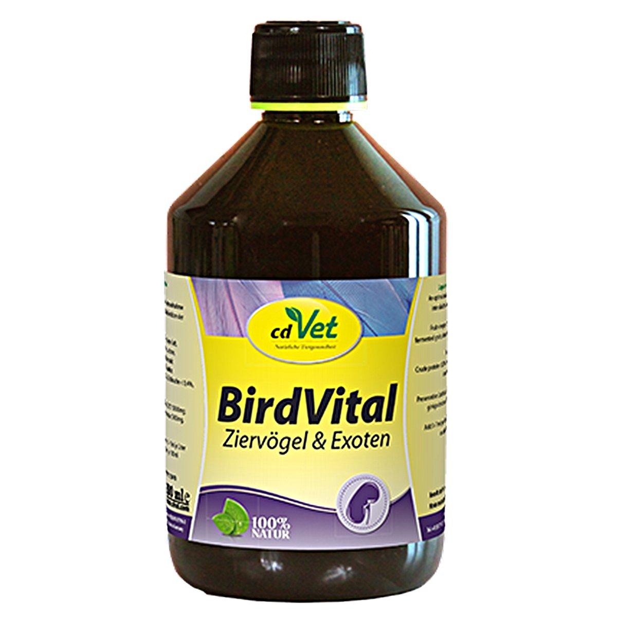 Afbeelding van cdVet BirdVital 500ml