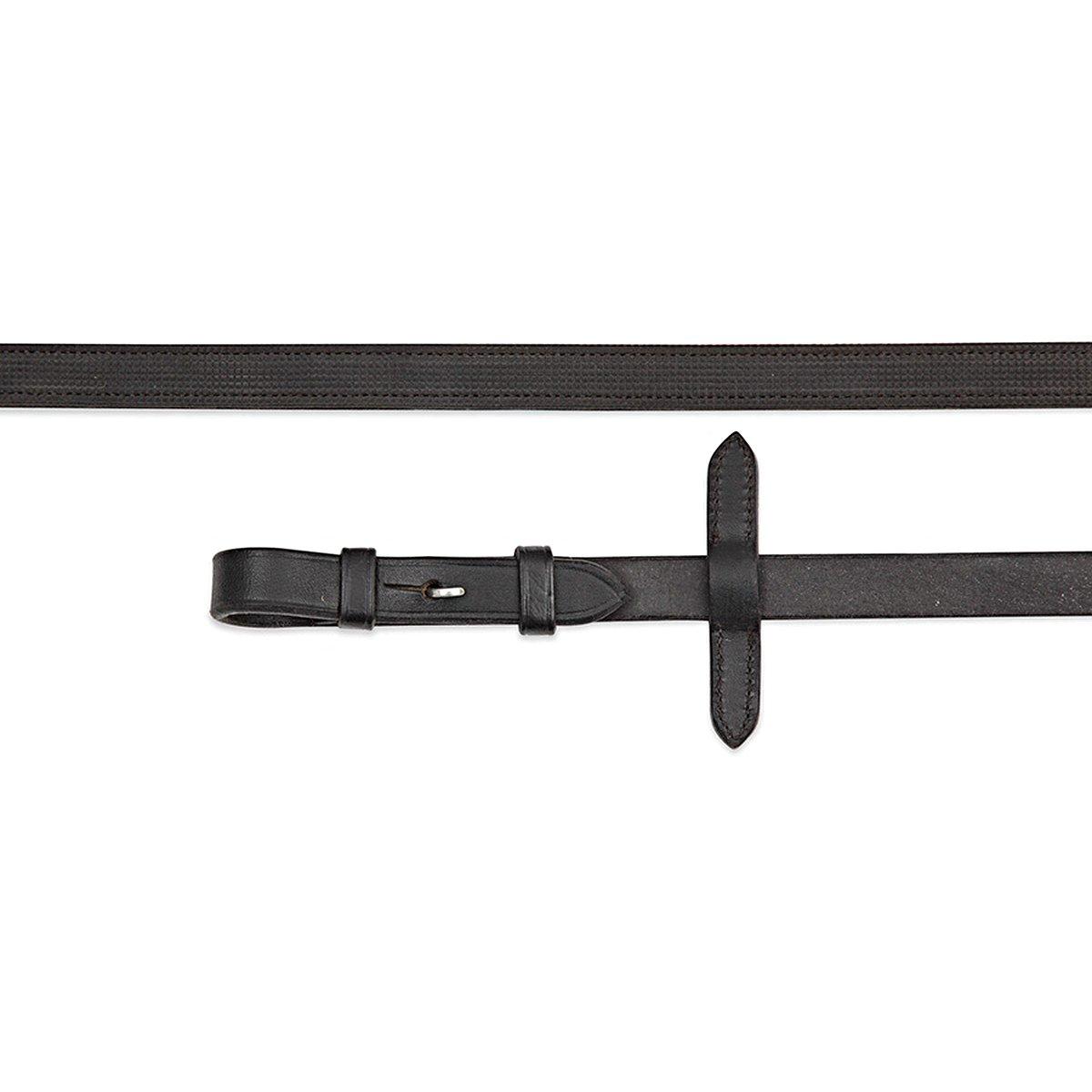 Afbeelding van Aviemore Dressuurteugels Black 135x1,27cm