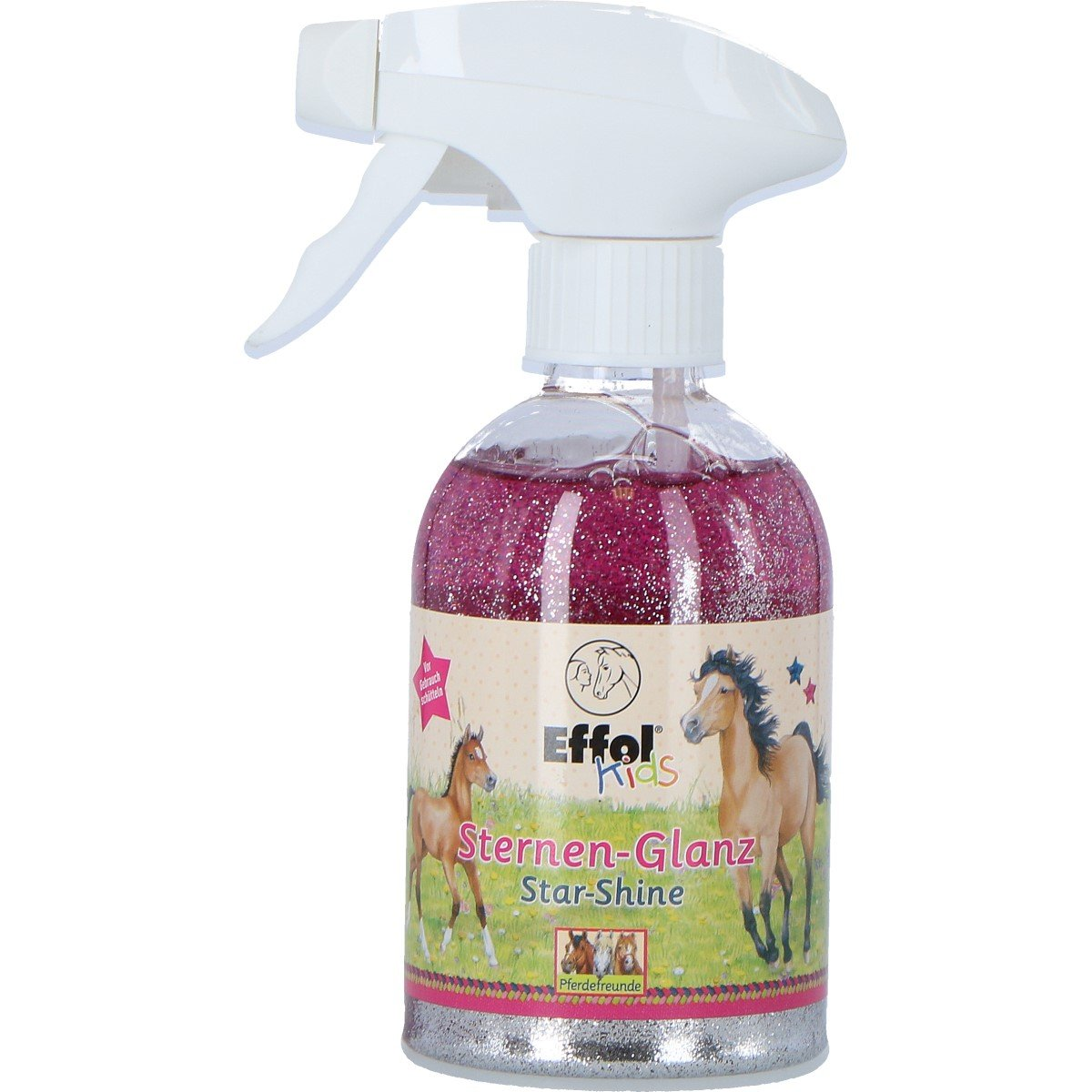 Afbeelding van Effol Glanslotion Kids Sternen glanz Glitter 300ml