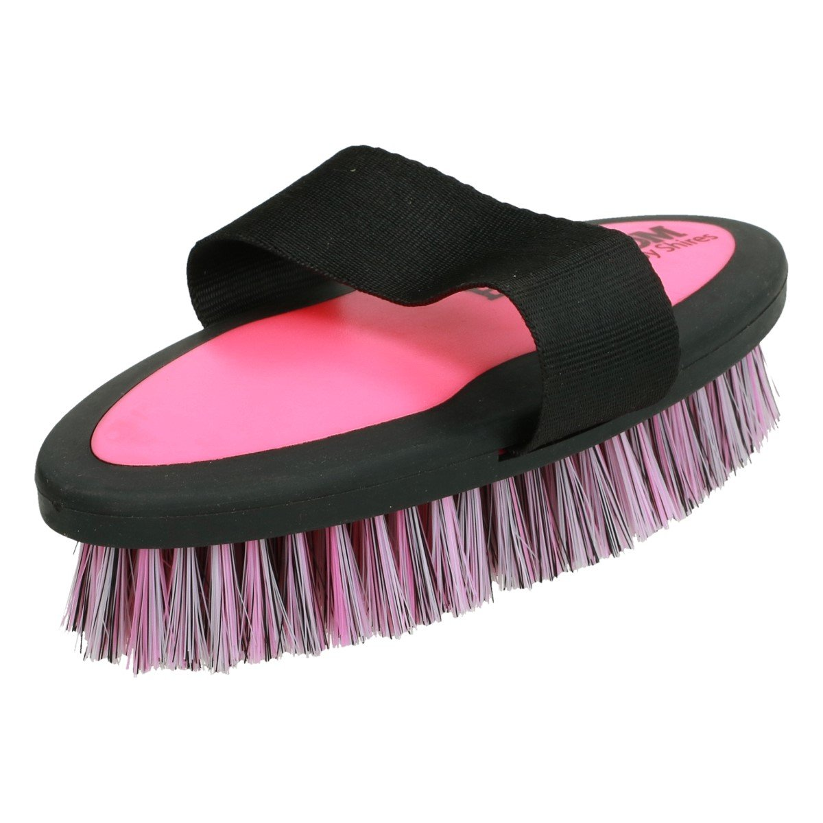 Imagem de Ezi Groom Body Brush Bright Pink L