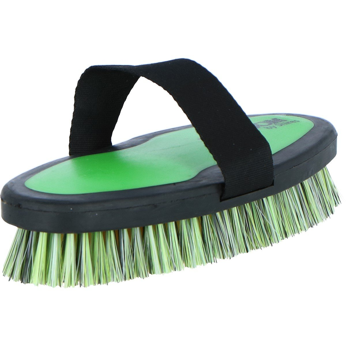 Imagem de Ezi Groom Body Wash Brush Lime Green L
