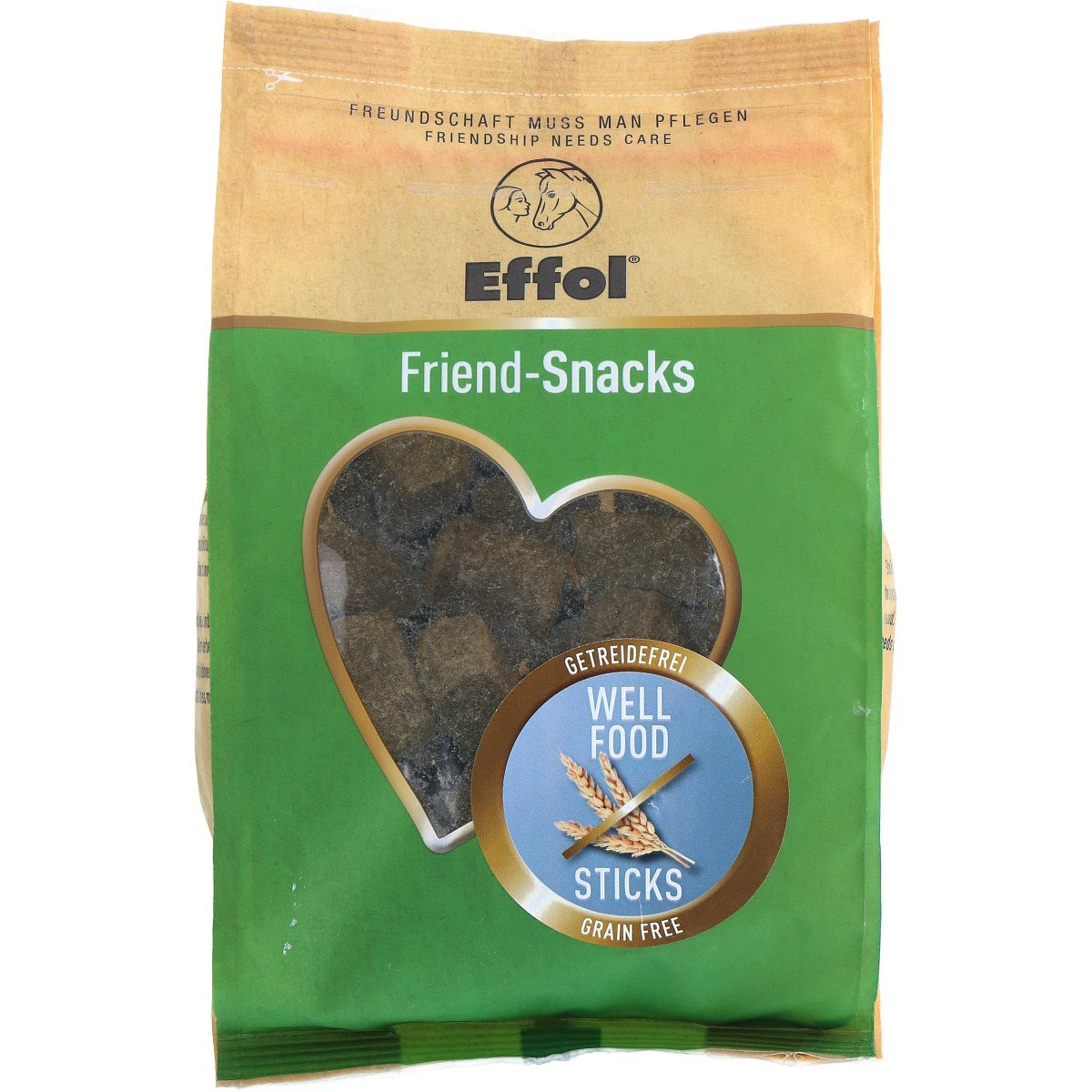Afbeelding van Effol Friend snacks Well Food zak 500g