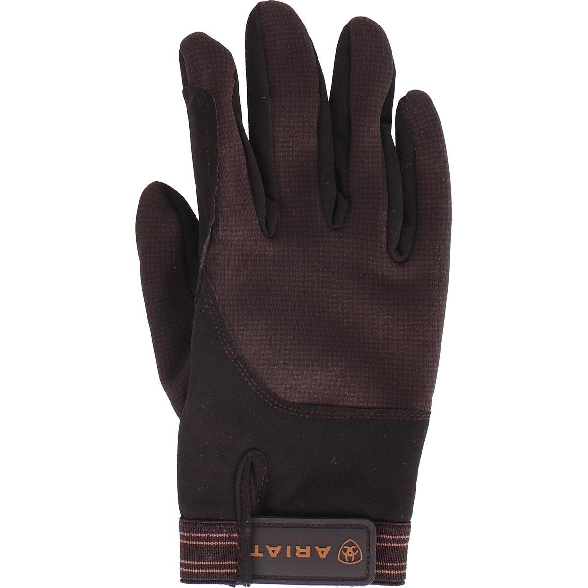 Imagem de Ariat Glove Insulated Tek Grip Brown 6