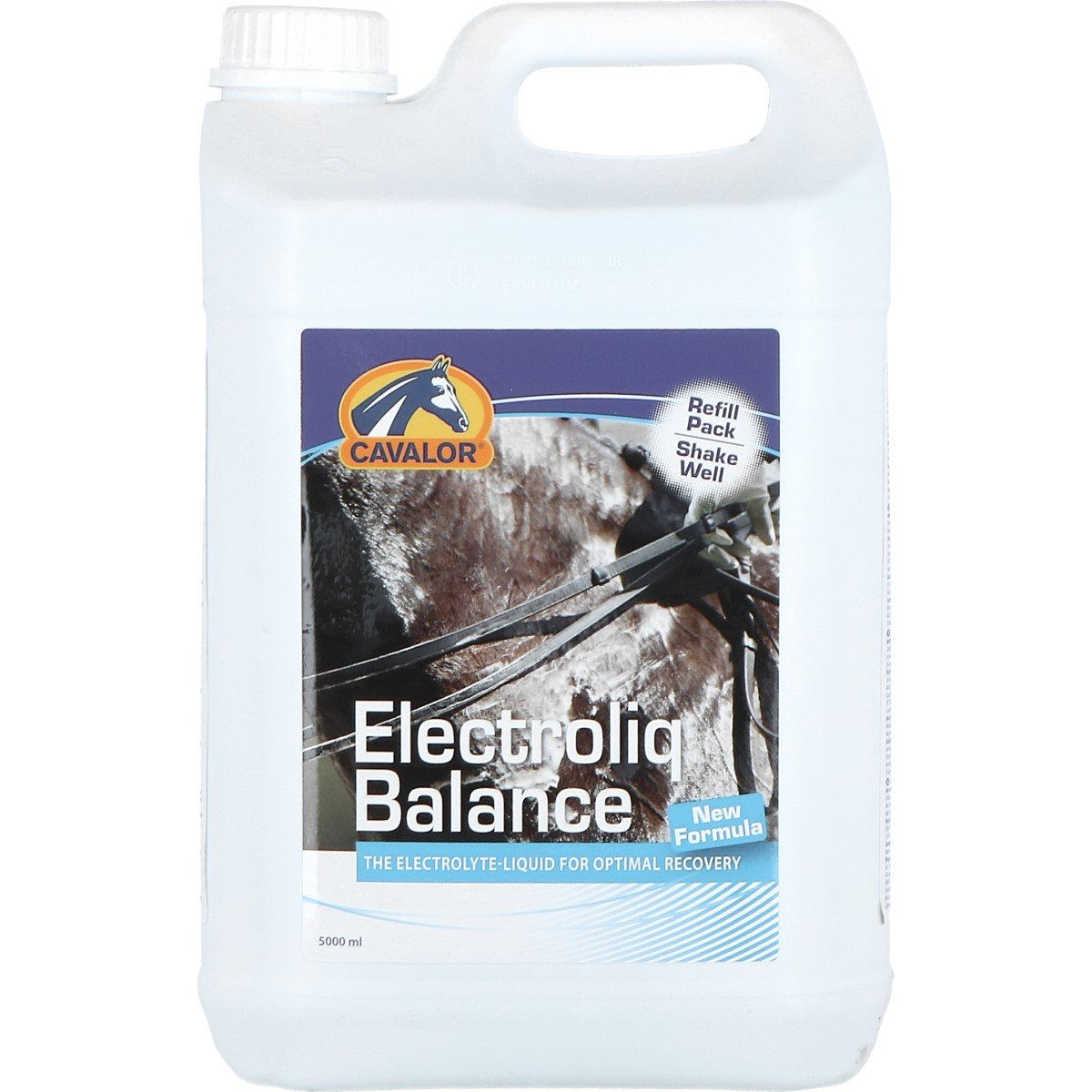 Afbeelding van Cavalor Electroliq Balance 5ltr