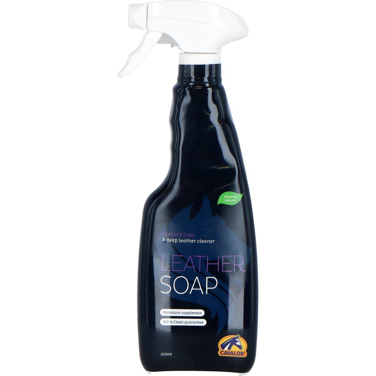 Afbeelding van Cavalor Leather Soap 500 ml