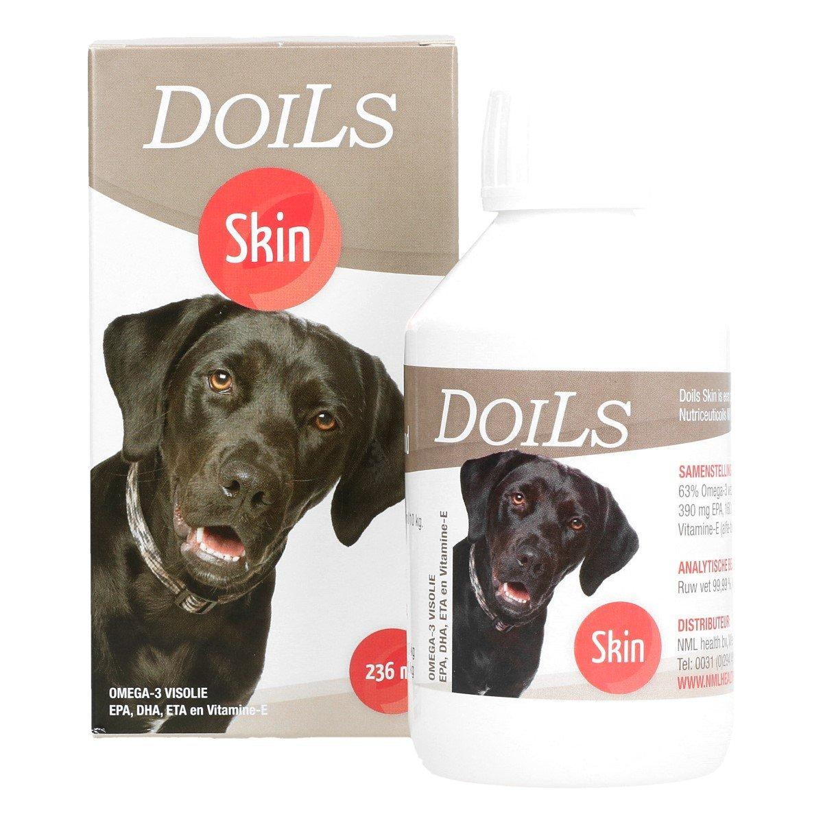 Afbeelding van Doils Omega 3 Skin Hond 100ml