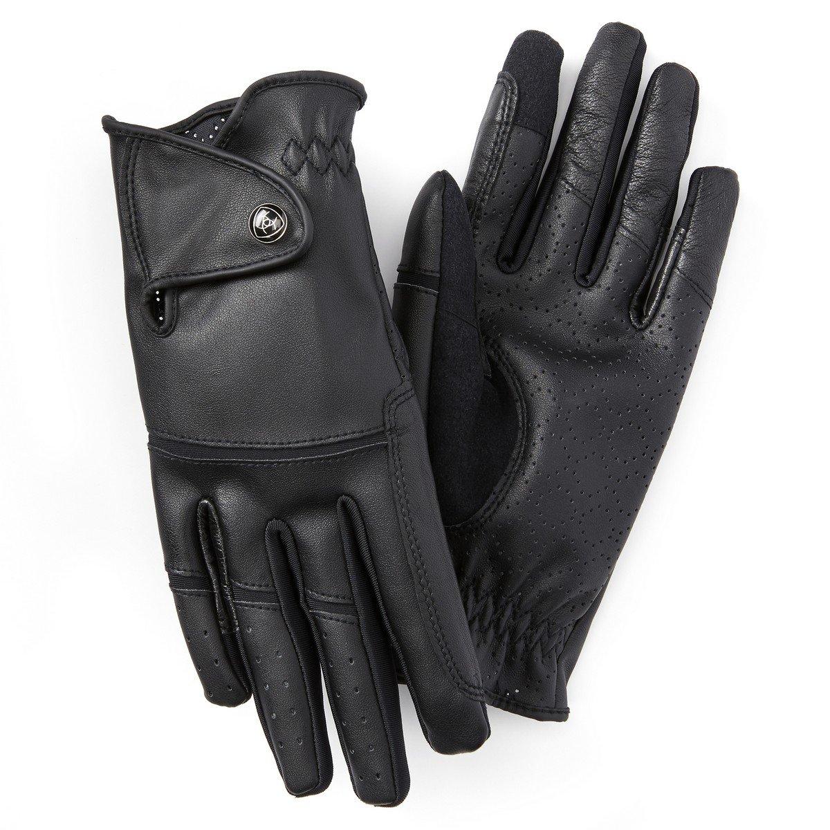 Imagem de Ariat Riding Gloves Elite Grip Adult Black 6,5