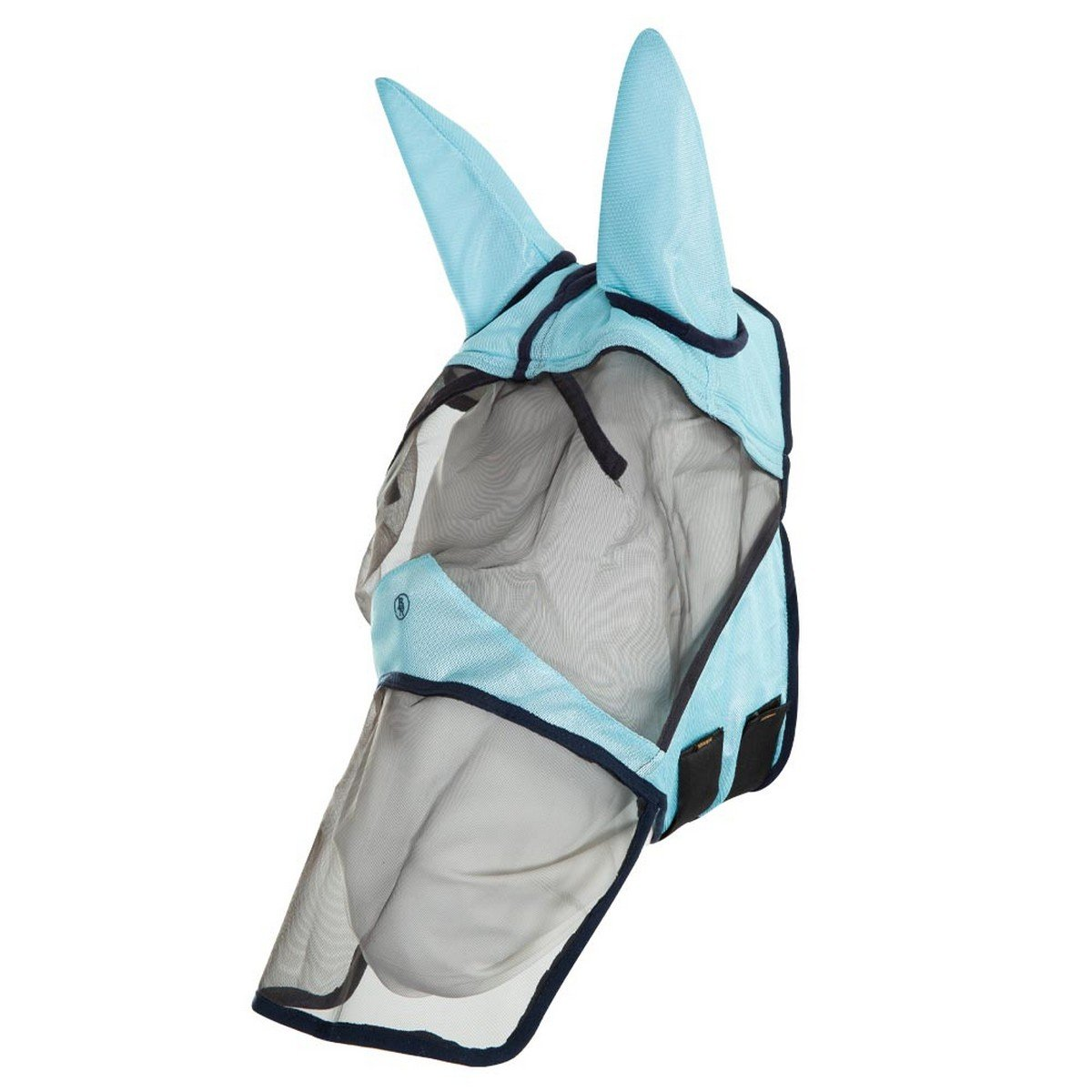 Imagem de BR Fly Mask Passion with Ears Porcelain Blue Pony
