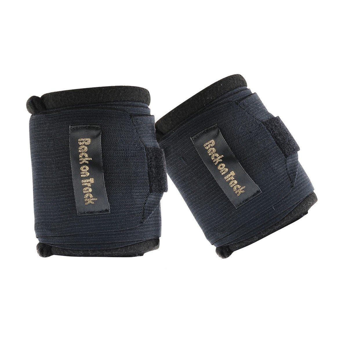 Afbeelding van Back on Track Bandages per Paar Combi Bandage Zwart 3