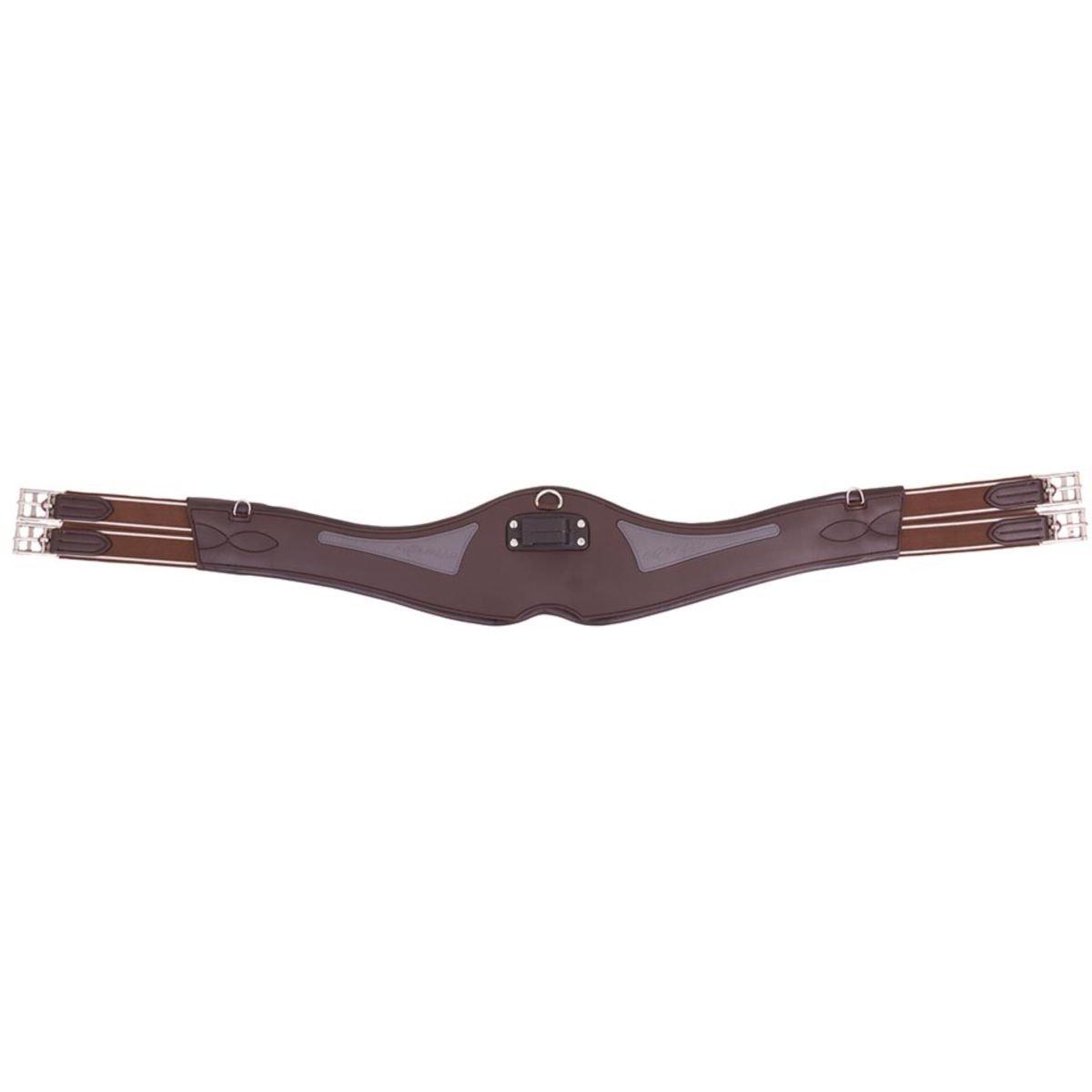 Imagem de Acavallo Girth Comfort Gel Anatomic Brown 130cm