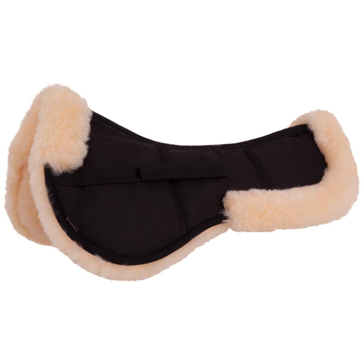 Imagem de BR Sheepskin Underlay Patch Neoprene Black/Natural Full
